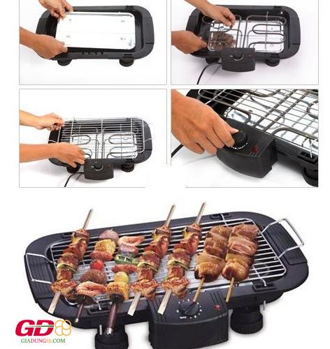 Bếp nướng điện Magic One MG08