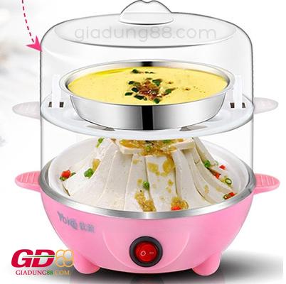 Máy luộc trứng hấp thức ăn