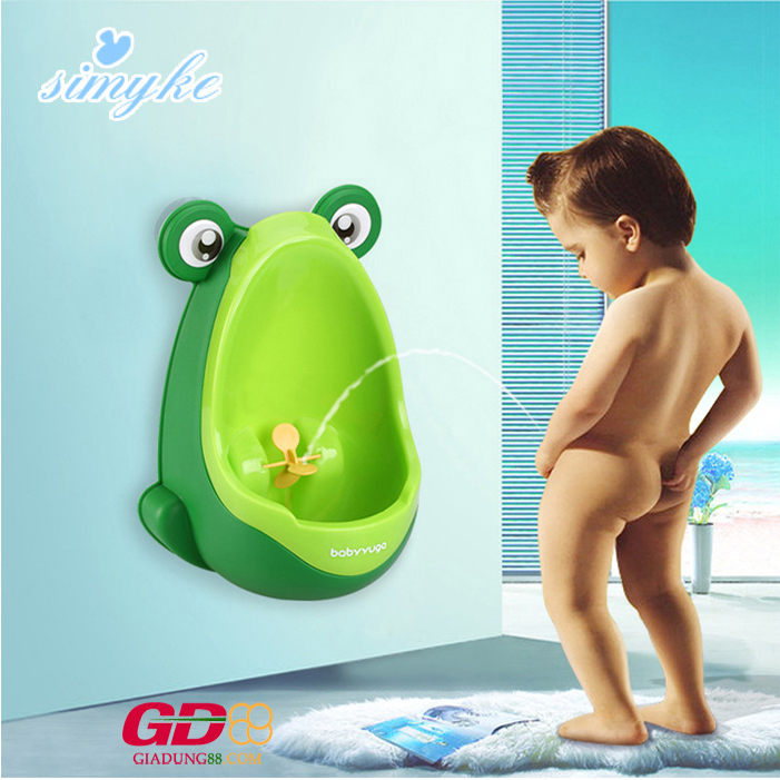 Bô vệ sinh cho bé trai
