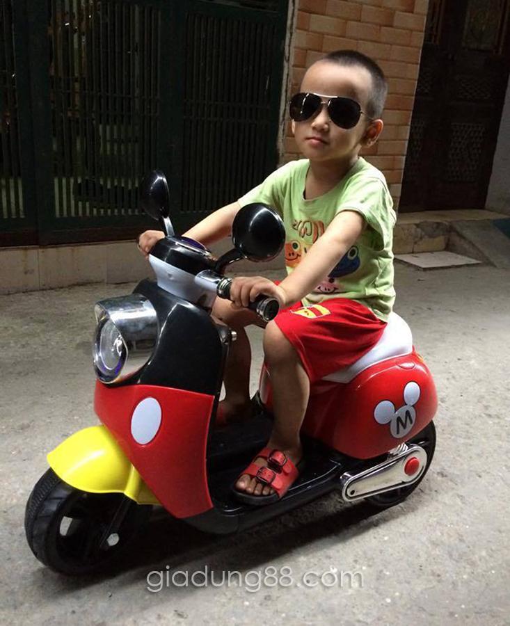 xe máy điện cho bé
