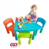 Bộ bàn ghế trẻ em Song Long