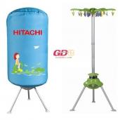 Tủ sấy quần áo Hitachi tròn 1 tầng