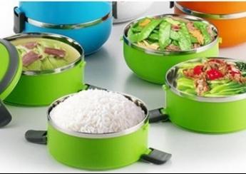 Lưu ý khi chọn hộp cơm giữ nhiệt đảm bảo sức khỏe